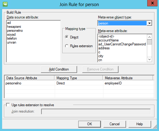 how to add employee id to active directory 2012r2
