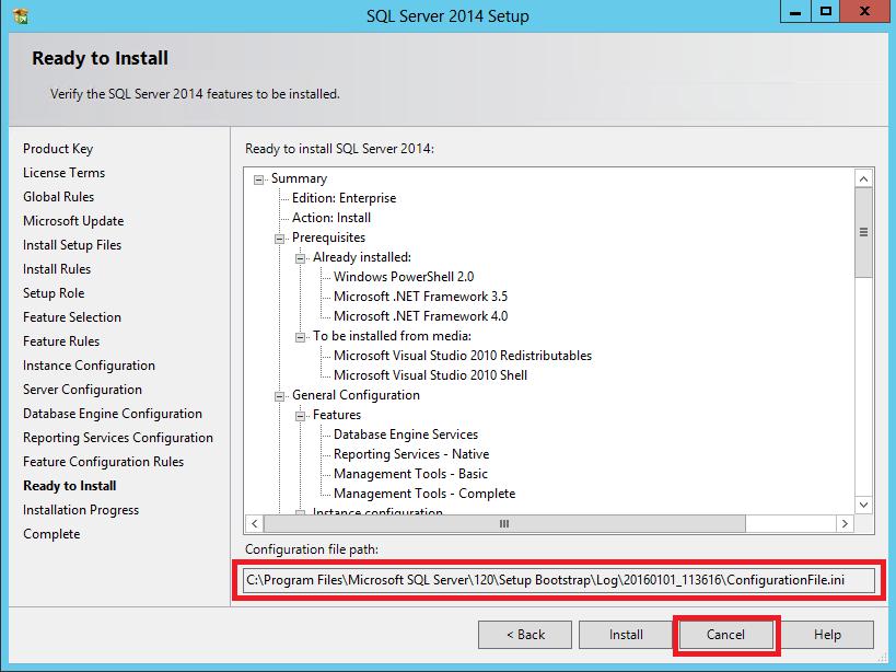 SQL Server Katılımsız Kurulum | Ortaç DEMİREL
